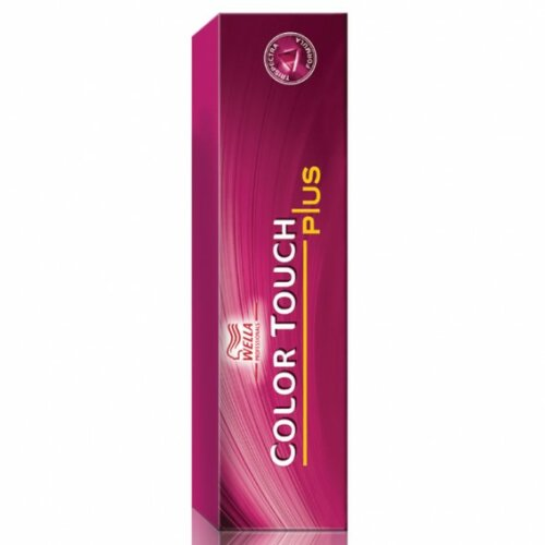 Wella Color Touch Plus Tönung 77/07 mittelblond int. natur-braun 60 ml.
