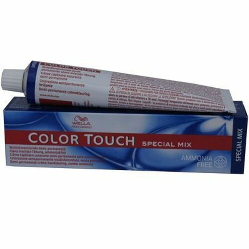 Wella Color Touch Tönung 0/56 mahagoni-violett 60 ml.